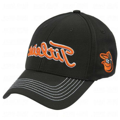 New Titleist MLB Fitted Golf Hat Baltimore Orioles Hat Large