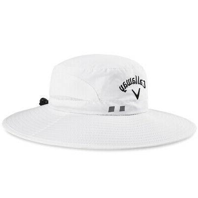 new 2020 golf sun bucket adjustable white