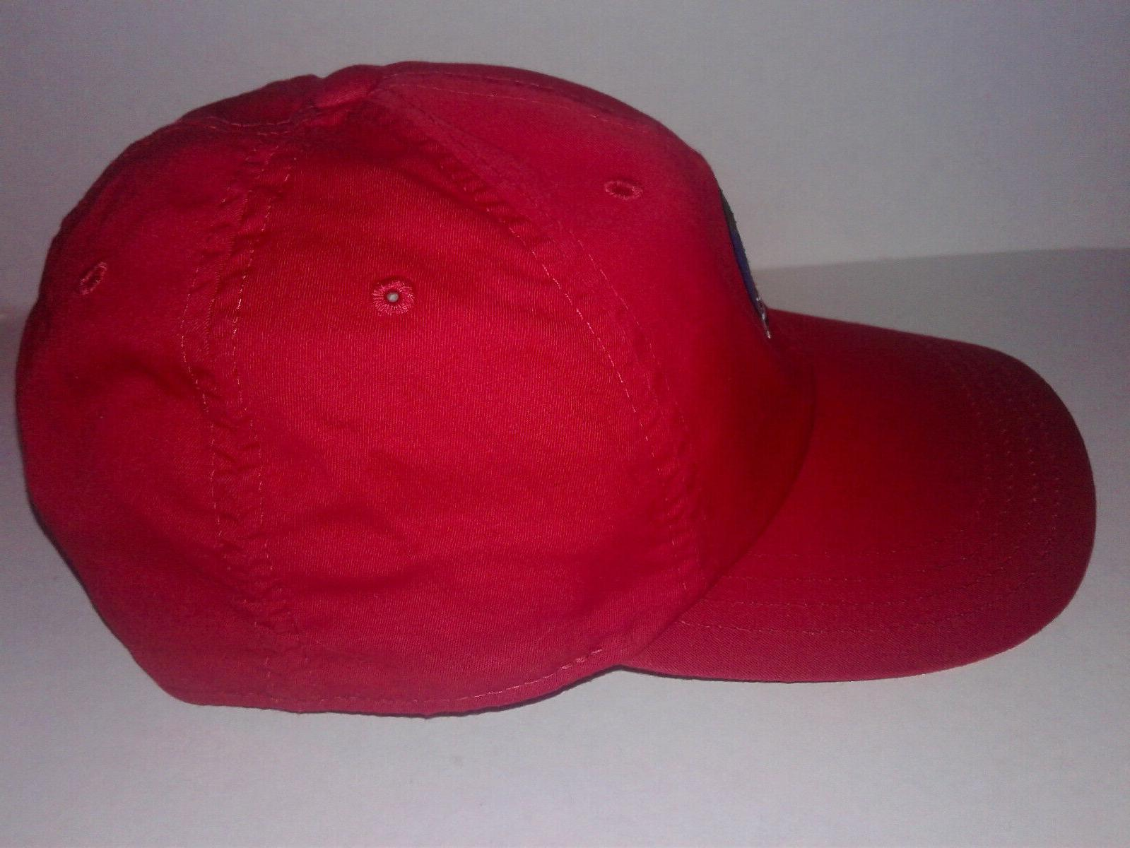 NEW! COUNTRY CLUB GOLF NEEDLE RED
