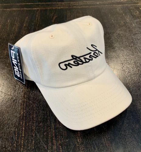 new classic karsten white adjustable golf hat