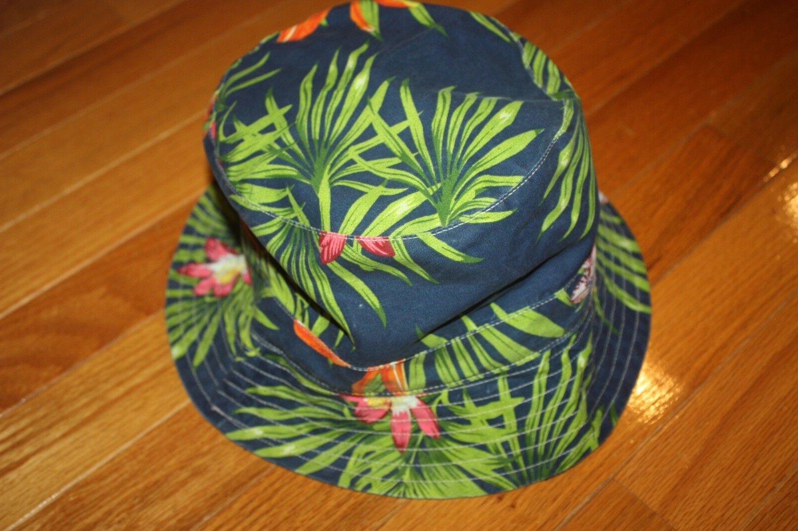 NWT Polo Ralph Lauren Floral Bucket Golf FREE