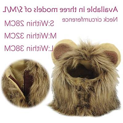 YAWALL Costume Cosplay Lion Hat Cat Xmas Clothes