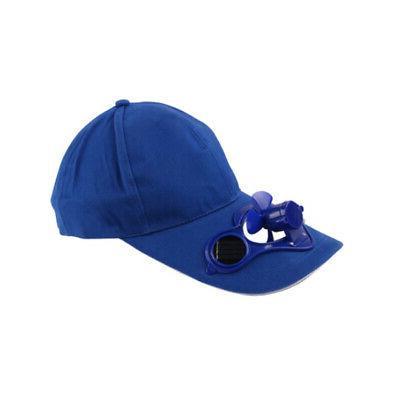 summer sport outdoor hat cap with solar