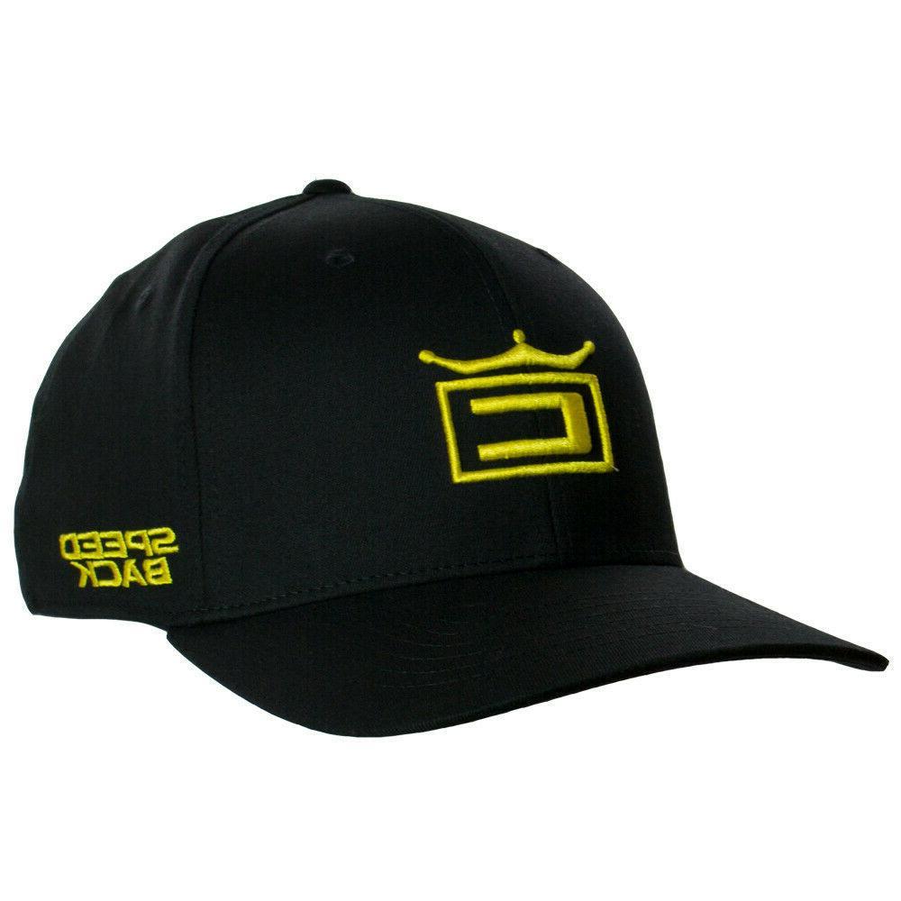 tour crown speedback 110 snapback golf hat
