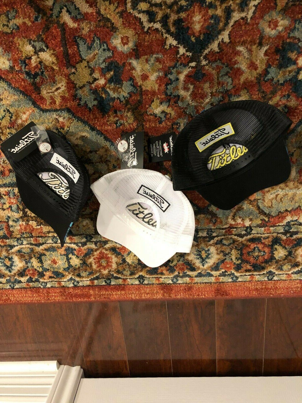 Titleist Tour Golf Hat Ball COLOR FREE