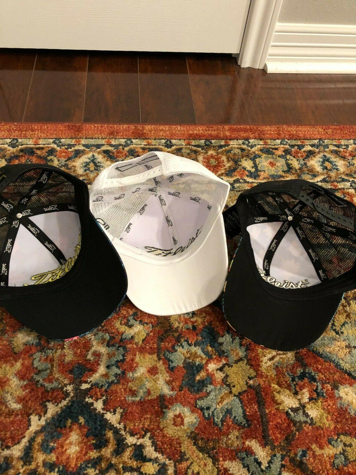 Titleist Golf Hat / Ball COLOR