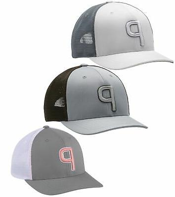 trucker p snapback cap mens golf hat