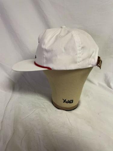 Vintage Chief Trucker Rope Cap White Adjustable back Golf