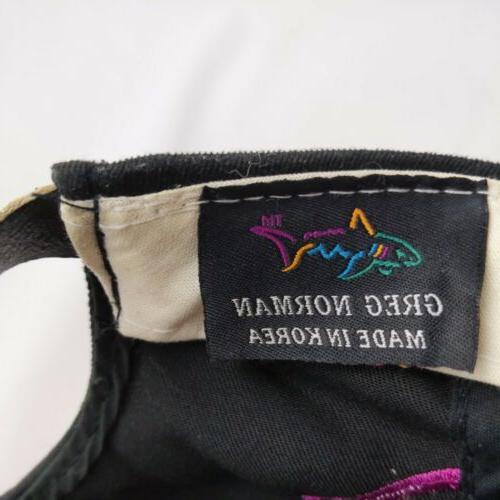 Greg Norman Vintage Embroidered