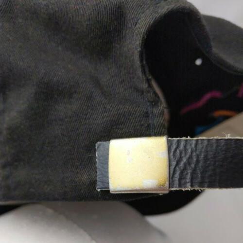 Greg Vintage Strapback Golf Baseball Hat Embroidered Shark