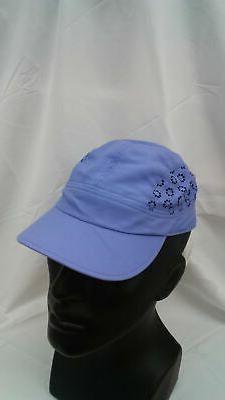 Women's TaylorMade Golf Petal Adjustable Hat Purple 100% Pol