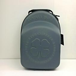Live Lucky Black Clover Gray Hat Caddy Bag New with Tag