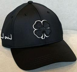 Black Clover Live Lucky Men's Premium 2A Hat Cap Black/White