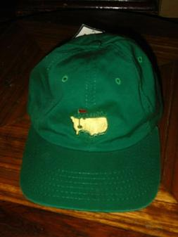 Masters PGA Golf Adjustable Hat American Needle Augusta Nati