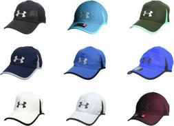 Under Armour Men's Shadow 4.0 Cap Hat Tennis Golf Running Bl
