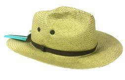 Coolibar Mens Fedora Fairway Golf Hat Size XXL 2XL UPF 50+ L