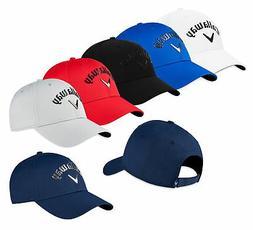CALLAWAY MENS LIQUID METAL HAT ADJUSTABLE GOLF CAP - NEW 202