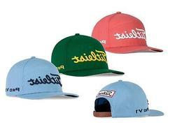 Titleist Mens Tour Split Panel Hat Adjustable Golf Cap - New