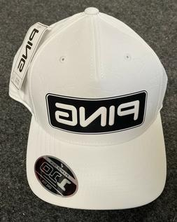 Ping Mr. Ping Tour Snapback Golf Hat White With Tags