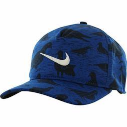 New 2019 Nike Golf Hat PGA Print Classic 99 Adjustable Indig
