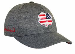 New 2020 Black Clover Live Lucky USA Flag Heather Charcoal F