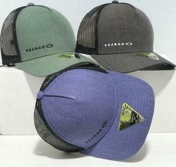 NEW OAKLEY CHALTEN CAP MEN'S HAT 911608 ONE SIZE ADJUSTABLE