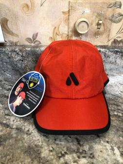 New Activcool Cooling Golf Hat UPF30 Sun Protection Coral Or