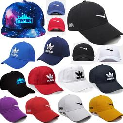New Embroidery NIKE Hip Hop Sports Golf Baseball Cap Snapbac