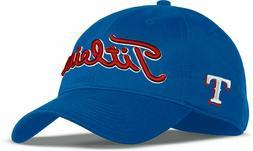 New Titleist Golf MLB Performance Hat Adjustable Texas Range