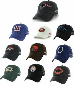 NEW BRIDGESTONE GOLF NFL CAP HAT '47 ADJUSTABLE OSFA, ASSORT