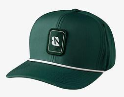 NEW Bridgestone Golf Rope Collection Green/White Snapback Go