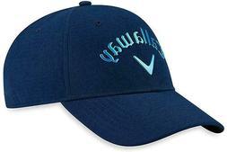 new liquid metal navy adjustable golf hat