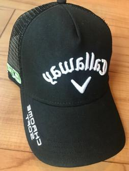 NEW Callaway men's golf hat trucker style EPIC