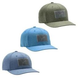 New Men's Puma Golf Utility Patch 110 Snapback Golf Hat Cap