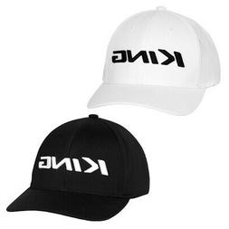 NEW Men's Cobra KING Pro Fitted Flex Fit Golf Hat Cap - Choo
