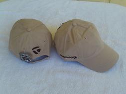 new mens tour style golf hat khaki