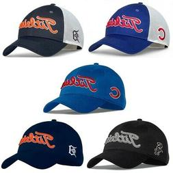 new mlb golf hat cap adjustable snapback
