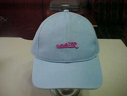NEW TITLEIST NANTUCKET GOLF HAT BLUE & PINK ADJUSTABLE CAP L