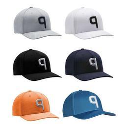 NEW Puma P 110 Snapback Golf Hat Cap Adjustable OSFM - Choos