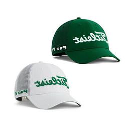 NEW Titleist Green Out Tour Performance Mesh Golf Hat Cap