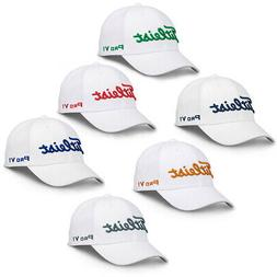 NEW Titleist Tour Elite Mesh Golf Hat Cap - Choose Your Size