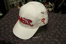 new tour perf mlb phillies golf hat