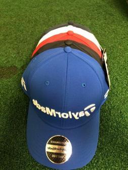 NEW TAYLORMADE TOUR RADAR GOLF HATS 5 HAT PACK / BLUE BLACK