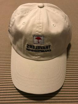 New Travelers Championship hat one size fits all adjustable