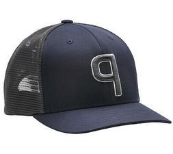 NEW Puma Trucker P110 Peacoat Blue Adjustable Golf Hat/Cap