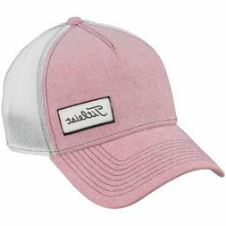 New Titleist West Coast Oxford Collection Golf Hat Red Pink