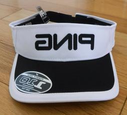 NWT PING Sport 164 Adult Adj Golf Visor w/Sensor Cool HeadBa