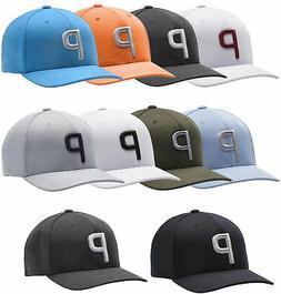 PUMA P SNAPBACK CAP MENS GOLF HAT 022537 NEW 2020 - PICK A C