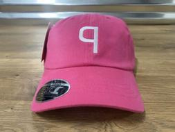 Puma P Womens Golf Cap Hat Rapture Rose Pink One Size OSFA