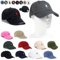 Polo RL Baseball Cap Mens Womens Adjustable Hat Sport Classi